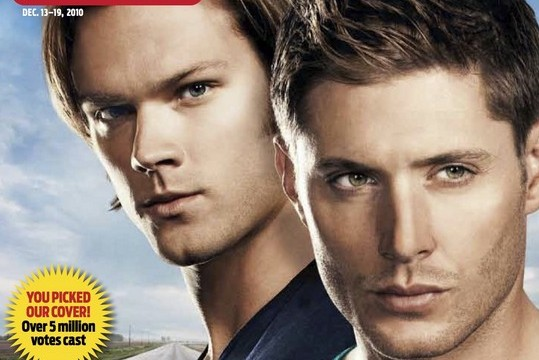 "How To Order TV Guide Fan Favorite ""Supernatural"""