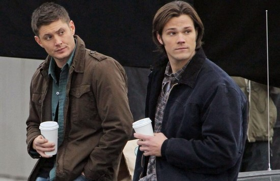 Supernatural 6.14 Set Pictures