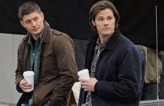 Supernatural 6.14 Set Pictures