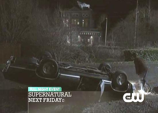 Supernatural Finale Event Extended Promo