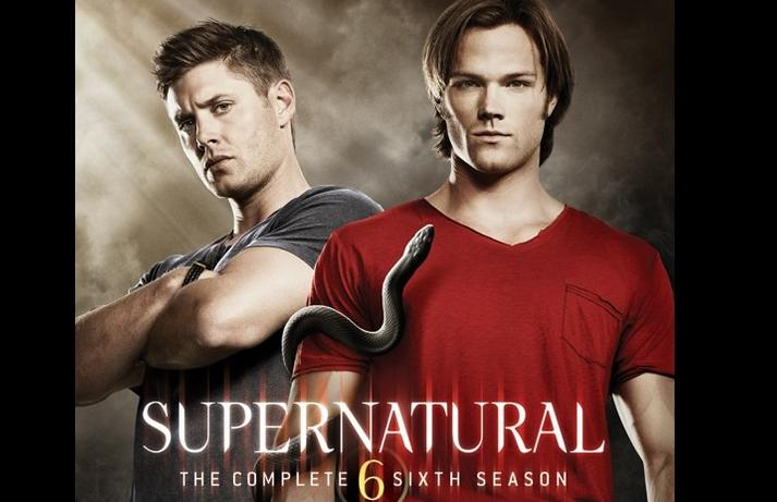 Supernatural Season 6 DVD Release Date