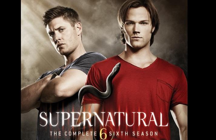 Supernatural Season 6 DVD Release Date