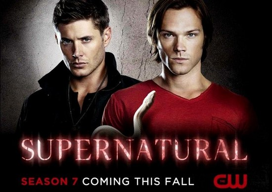"Supernatural ""New"" Season 07 Promo Picture"