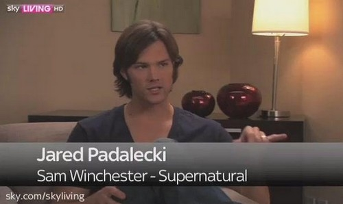 New 'old' Jared Padalecki Video Interview