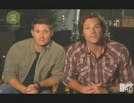 MTV 10 On Top: Supernatural at #2!