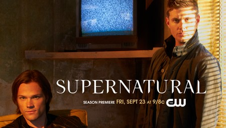New 'Supernatural' Jared and Jensen TV Guide Promo Pics