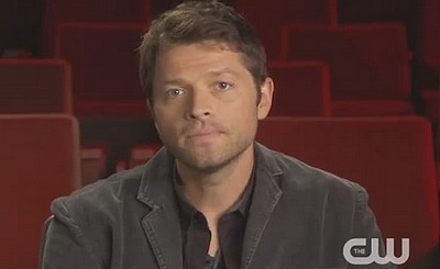TVOverMind – Misha Collins Dishes About Castiel