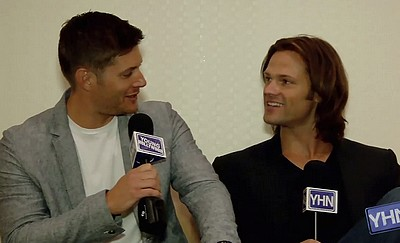 TV Guide Set Interview With Jared and Jensen