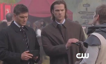 Supernatural - LARP and the Real Girl
