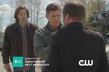 "Supernatural 8.23 ""Sacrifice"" – Season Finale – Trailer"