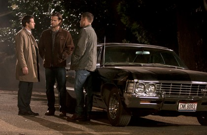 "Supernatural 	9.18 ""Meta Fiction"" Screen Caps"