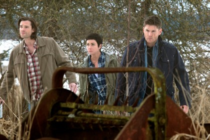 "Supernatural 9.19 ""Alex Annie Alexis Ann"" Episode Stills"