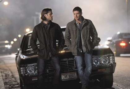 "Supernatural 9.20 ""Bloodlines"" Episode Stills (Spin-Off Pilot)"