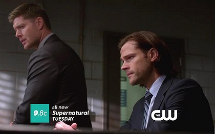 "Supernatural 9.20 ""Bloodlines"" Trailer"