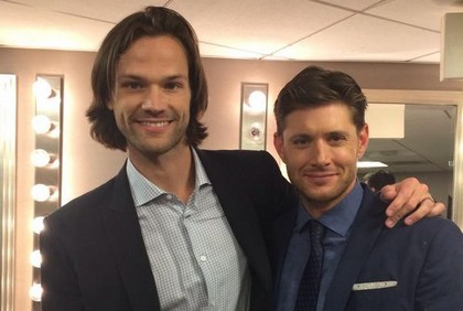 Television Critics Association 2014 – Supernatural